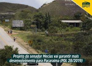 Spot - Exclusão de área urbana de Pacaraima de terra indígena