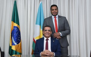 Senador Mecias e deputado Jhonatan anunciam programa de recuperação de vicinais